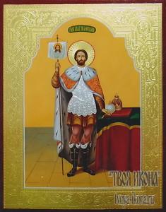 Святой великий князь Александр Невский