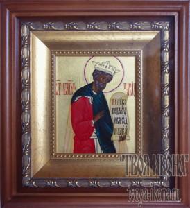 Святой благоверный Давид III Возобновитель, царь Иверии и Абхазии