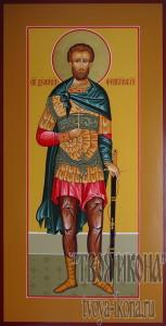 Святой мученик Дионисий Фракийский