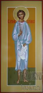 Артемий Веркольский мерная икона
