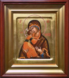 Владимирская икона Пресвятой Божией Матери