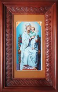 Дарующая Богородица, Божья Матерь, икона