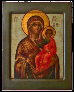Одигитрия Смоленская Богородица