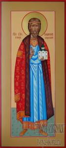 Владислав Сербский, князь мерная икона